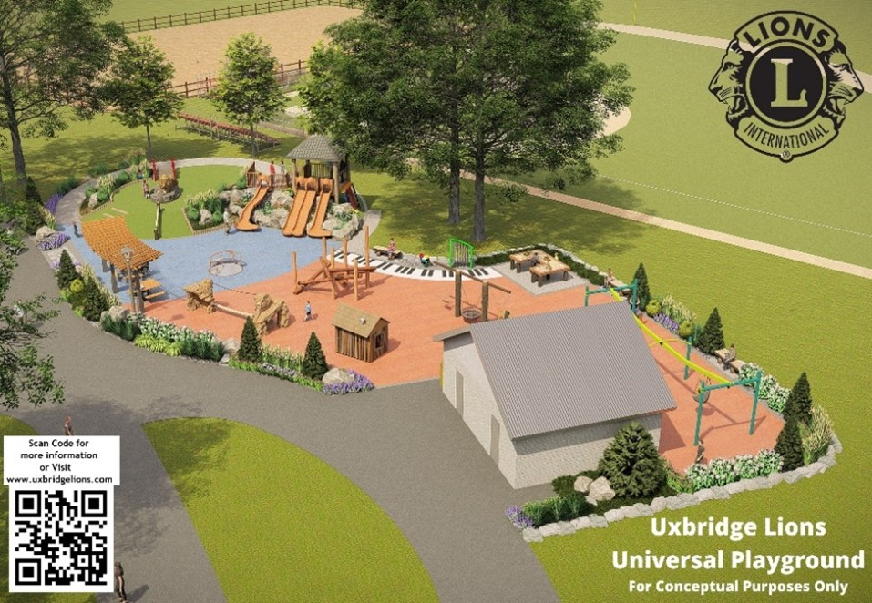 proposed Lions playground